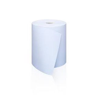 Putztücher, blaue Rolle